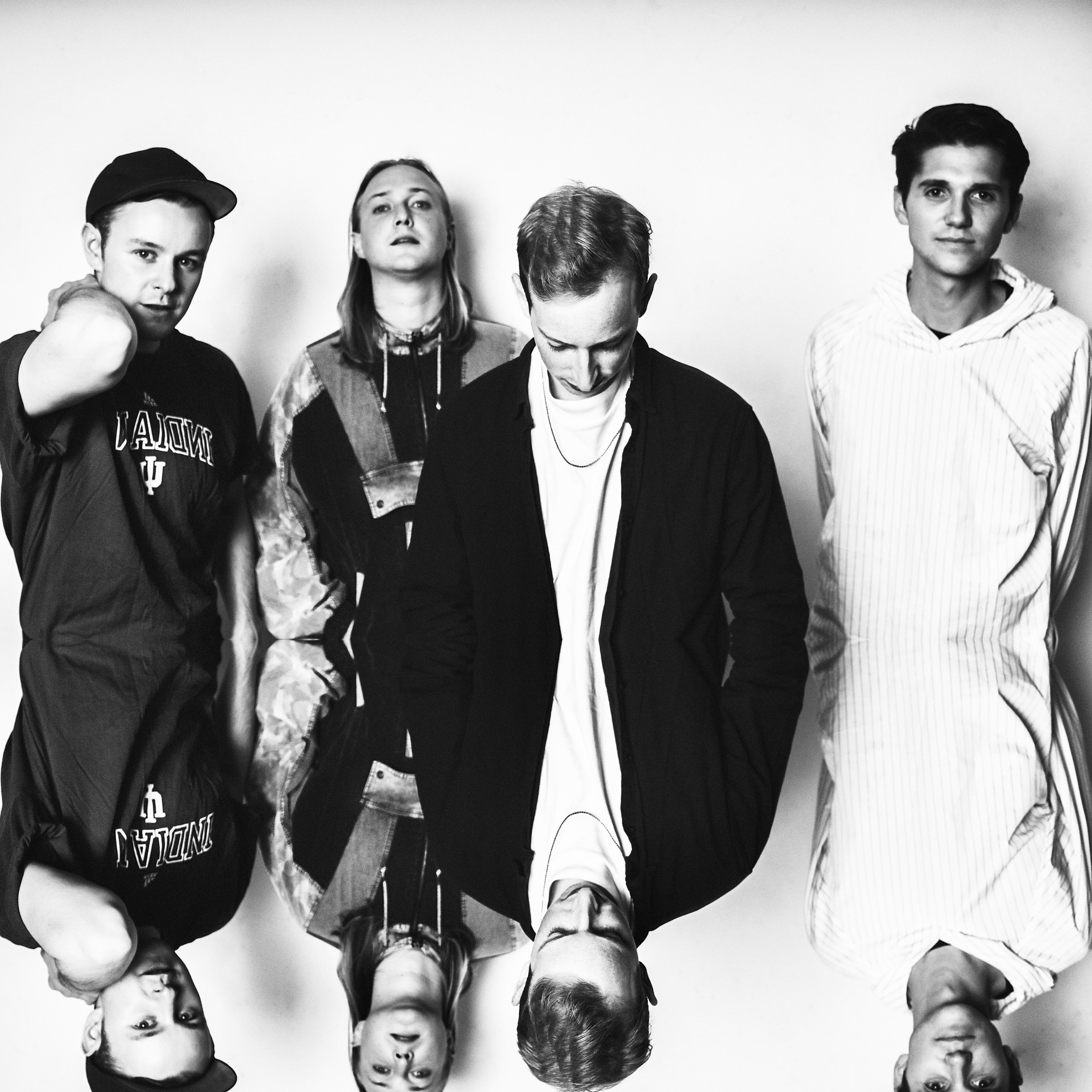 Low Island - Debut Album Press Shot (Square) - credit Matthew Cooper